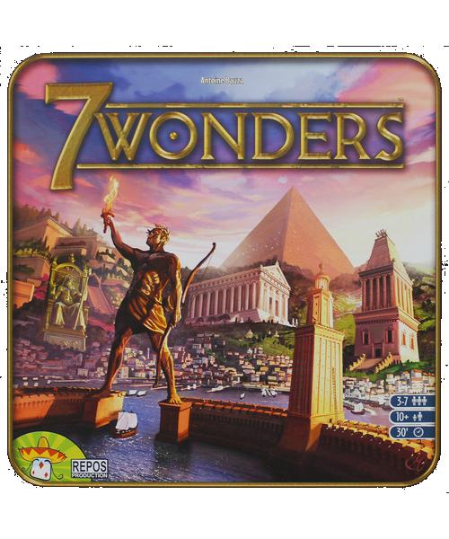 Brädspel 7 Wonders (svenska)