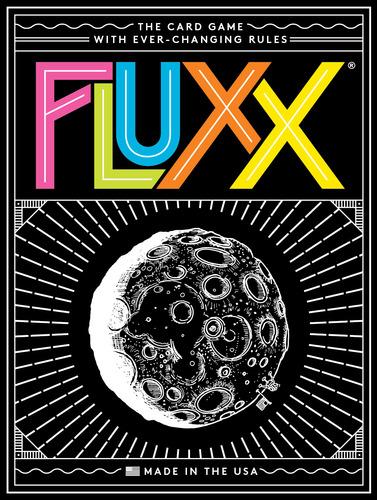 Brädspel Fluxx 5.0