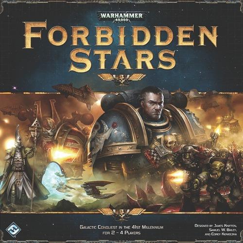 Brädspel Forbidden Stars
