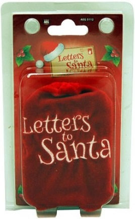 Letters to Santa (Clamshell Edition)