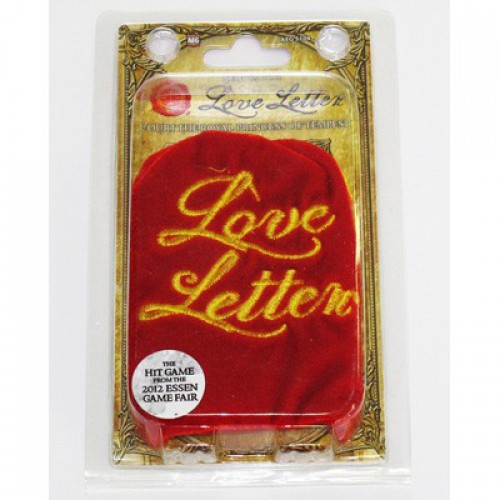 Love Letter Clam Shell