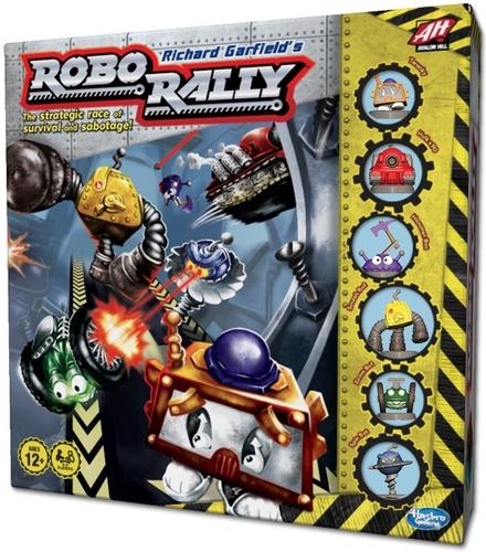 Brädspel Robo Rally