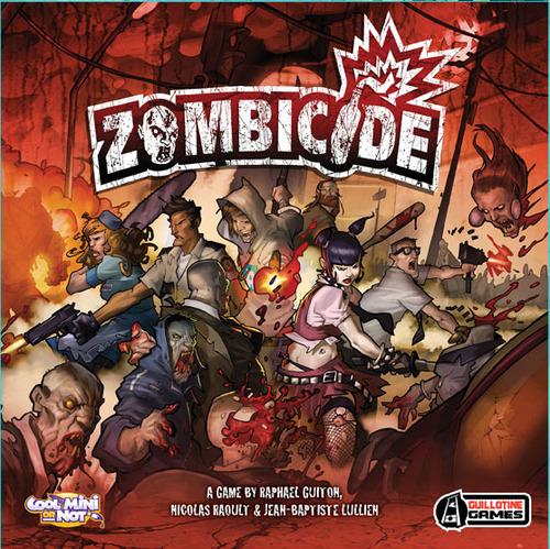 Brädspel Zombicide