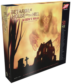 Brädspel Betrayal at House on the Hill: Widow's Walk Expansion