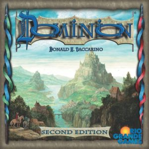 Brädspel Dominion (Second Edition)