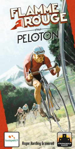 Brädspel Flamme Rouge: Peloton Expansion
