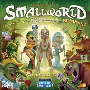 Small World: Power Pack #2 Expansion till brädspel.