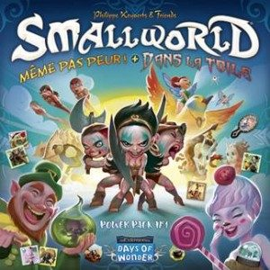 Brädspel Small World: Power Pack #1 Expansion